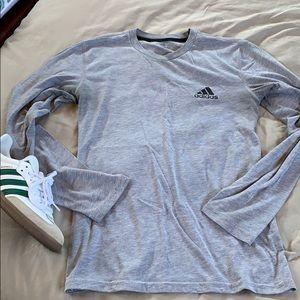Adidas Climalite long sleeved shirt